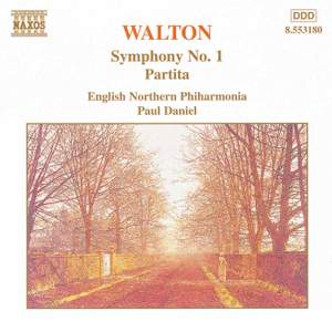 Walton: Symphony No. 1 & Partita for Orchestra