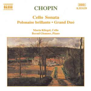Chopin: Works and arrangements for cello and piano