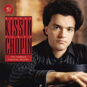 Evgeny Kissin Plays Chopin Product Image