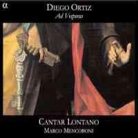 Ortiz, D: Ad Vesperas