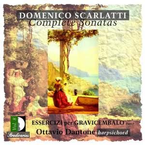 Domenico Scarlatti - Complete Sonatas Volume 8