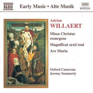 Willaert: Choral Works Product Image