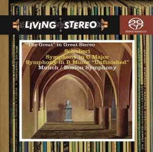 Schubert: Symphony No. 6 in C major, D589, etc.