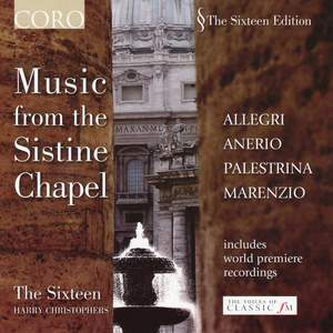 Music from the Sistine Chapel