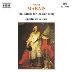 Marais: Viol Music For The Sun King