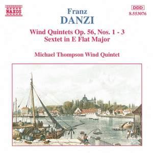 Danzi: Wind Quintets, Sextet