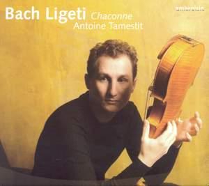 Bach & Ligeti: Works for Solo Viola