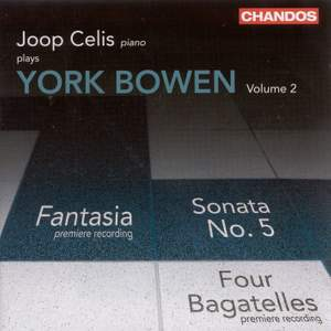 York Bowen Piano Music Volume 2