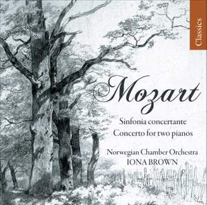 Mozart - Sinfonia concertante & Concerto for two pianos