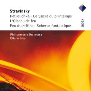 Stravinsky: Petrushka (1911 version), etc.