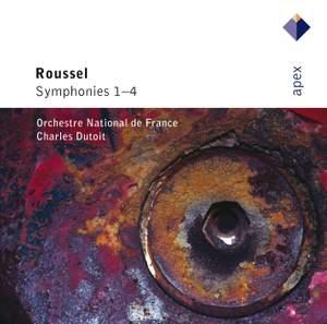 Roussel - Symphonies Nos. 1-4