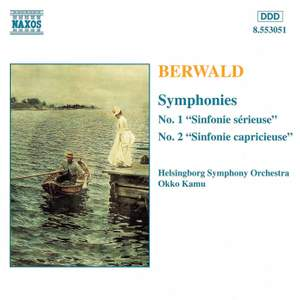 Berwald: Overture to Estrella de Soria, etc.