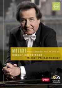 Mozart - Piano Concertos Volume 2 (Nos. 14, 20 & 25)