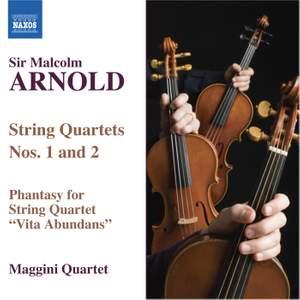 Arnold - String Quartets Nos. 1 & 2