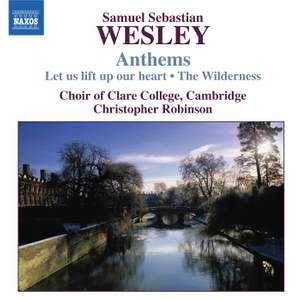 Samuel Sebastian Wesley: Anthems Product Image