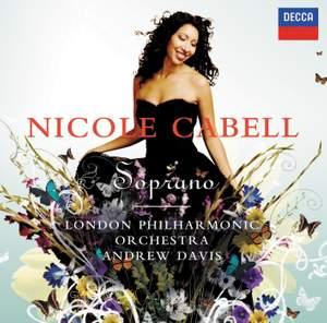 Nicole Cabell - Soprano