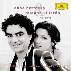 Anna Netrebko & Rolando Villazón - Duets Product Image