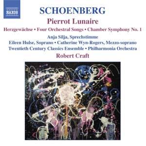 Schoenberg - Pierrot Lunaire Product Image