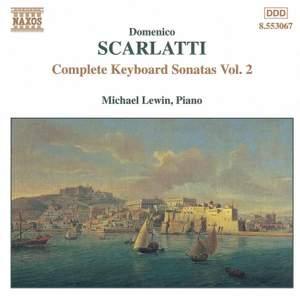 Scarlatti - Complete Keyboard Sonatas Volume 2