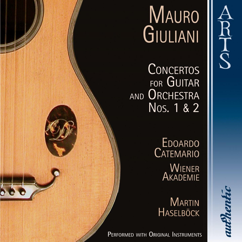 Giuliani - Guitar Concertos Nos. 1 & 2