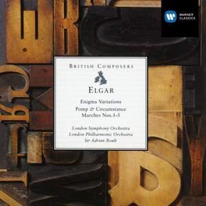 Elgar: Enigma Variations & Pomp & Circumstance Marches
