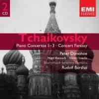 Tchaikovsky - Piano Concertos Nos. 1 - 3