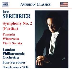 José Serebrier: Symphony No. 2