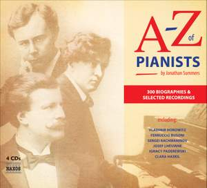 The A-Z of Pianists Product Image