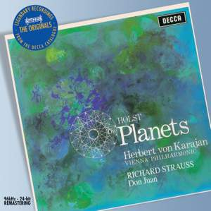 Holst: The Planets & Strauss: Don Juan Product Image
