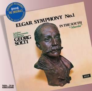 Elgar: Symphony No. 1 in A flat major, Op. 55, etc. Product Image