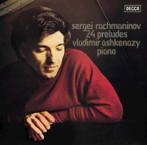 Rachmaninov: Prelude Op. 3 No. 2 in C sharp minor, etc. Product Image