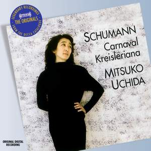Schumann: Kreisleriana & Carnaval Product Image