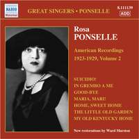 Great Singers - Rosa Ponselle