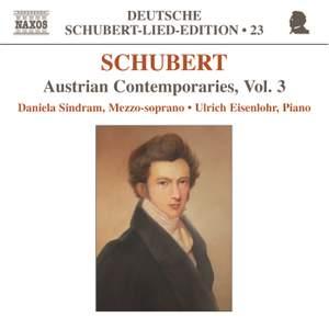 Volume 23 - Austrian Contemporaries Volume 3