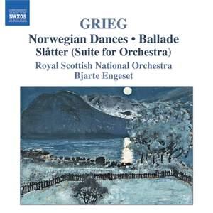 Grieg - Orchestral Music Volume 2