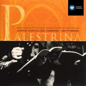 Palestrina: Missa Assumpta est Maria, etc.