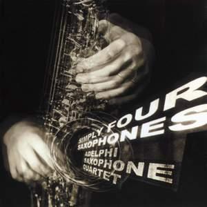 Simply Four Saxophones