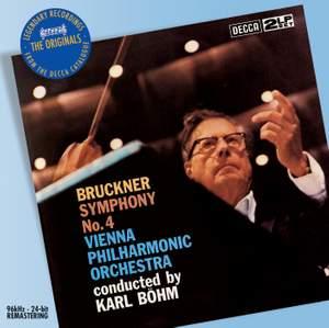 Bruckner: Symphony No. 4 in Eb Major 'Romantic' Product Image