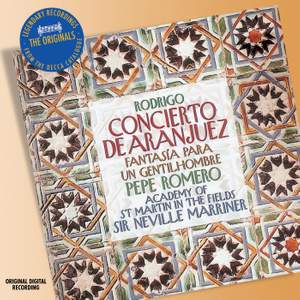 Rodrigo: Concierto de Aranjuez & other works Product Image