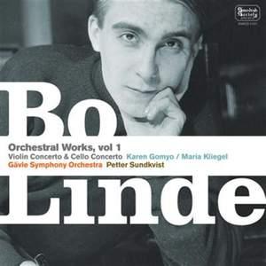 Bo Linde - Orchestral Works Volume 1