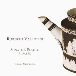 Valentini, R: Twelve Sonatas for Recorder & Basso Continuo