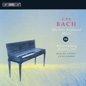 C P E Bach - Solo Keyboard Music Volume 16