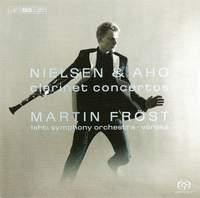 Nielsen & Aho - Clarinet Concertos