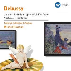 Debussy: Trois Nocturnes, etc.