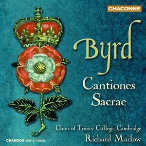 Byrd - Cantiones Sacrae