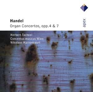 Handel - Organ Concertos Opus 4 & 7