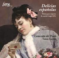 Spanish String Music for Orchestra from the 19th Century