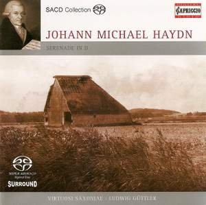 Haydn, M: Serenade in D major, P. 87 MH 86