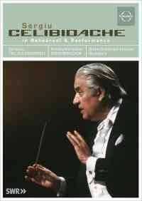 Sergiu Celibidache - In Rehearsal & Performance (1965 & 1982)