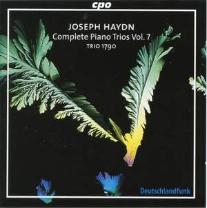 Haydn - Complete Piano Trios Volume 7